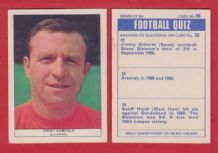 Blackpool Jimmy Armfield England 36